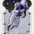 2002 Crown Royale Football #157 Julius Peppers RC - Carolina Panthers