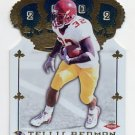 2002 Crown Royale Football #152 Tellis Redmon RC - Baltimore Ravens