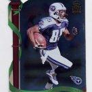 2002 Crown Royale Football #139 Derrick Mason - Tennessee Titans