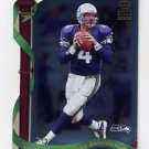 2002 Crown Royale Football #128 Trent Dilfer - Seattle Seahawks
