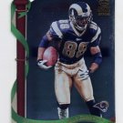 2002 Crown Royale Football #115 Torry Holt - St. Louis Rams
