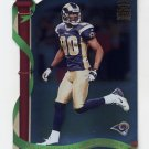 2002 Crown Royale Football #113 Isaac Bruce - St. Louis Rams