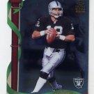 2002 Crown Royale Football #100 Rich Gannon - Oakland Raiders