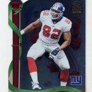 2002 Crown Royale Football #093 Michael Strahan - New York Giants