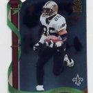 2002 Crown Royale Football #087 Deuce McAllister - New Orleans Saints