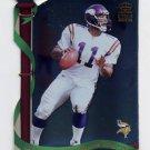 2002 Crown Royale Football #078 Daunte Culpepper - Minnesota Vikings