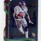 2002 Crown Royale Football #077 Michael Bennett - Minnesota Vikings
