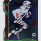 2002 Crown Royale Football #072 Chris Chambers - Miami Dolphins