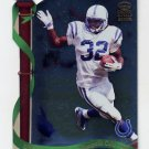 2002 Crown Royale Football #060 Edgerrin James - Indianapolis Colts