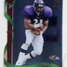 2002 Crown Royale Football #011 Jamal Lewis - Baltimore Ravens