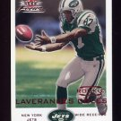 2000 Fleer Focus Football #218 Laveranues Coles RC - New York Jets 1450/1999