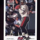 2000 Fleer Focus Football #191 Shaun King - Tampa Bay Buccaneers