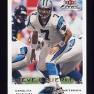 2000 Fleer Focus Football #176 Steve Beuerlein - Carolina Panthers