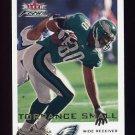 2000 Fleer Focus Football #153 Torrance Small - Philadelphia Eagles