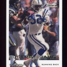 2000 Fleer Focus Football #142 Edgerrin James - Indianapolis Colts