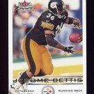 2000 Fleer Focus Football #118 Jerome Bettis - Pittsburgh Steelers