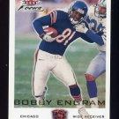 2000 Fleer Focus Football #079 Bobby Engram - Chicago Bears