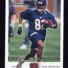 2000 Fleer Focus Football #039 Eddie Kennison - Chicago Bears