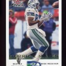 2000 Fleer Focus Football #016 Derrick Mayes - Seattle Seahawks