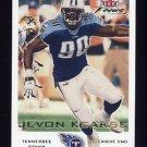 2000 Fleer Focus Football #007 Jevon Kearse - Tennessee Titans