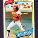 1980 Topps Baseball #722 Jose Cruz - Houston Astros NM-M