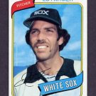 1980 Topps Baseball #702 Ed Farmer - Chicago White Sox NM-M