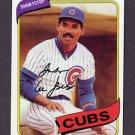 1980 Topps Baseball #691 Ivan DeJesus - Chicago Cubs