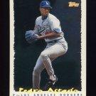 1995 Topps Baseball Cyberstats #361 Pedro Astacio - Los Angeles Dodgers