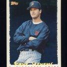 1995 Topps Baseball Cyberstats #304 Dave Stevens - Minnesota Twins