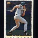 1995 Topps Baseball Cyberstats #275 Scott Livingstone - San Diego Padres