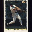 1995 Topps Baseball Cyberstats #213 Danny Tartabull - New York Yankees