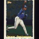 1995 Topps Baseball Cyberstats #157 Juan Guzman - Toronto Blue Jays