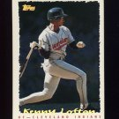 1995 Topps Baseball Cyberstats #067 Kenny Lofton - Cleveland Indians