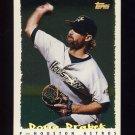 1995 Topps Baseball Cyberstats #052 Doug Drabek - Houston Astros