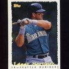 1995 Topps Baseball Cyberstats #040 Edgar Martinez - Seattle Mariners