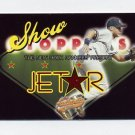 2005 Fleer Authentix Showstoppers #06 Derek Jeter - New York Yankees