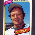 1980 Topps Baseball #624 Lerrin LaGrow - Los Angeles Dodgers