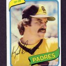 1980 Topps Baseball #584 Kurt Bevacqua - San Diego Padres