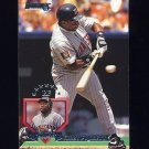 1995 Donruss Baseball #380 Kirby Puckett - Minnesota Twins