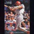 1995 Donruss Baseball #350 Jose Canseco - Texas Rangers
