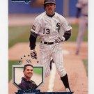 1995 Donruss Baseball #294 Ozzie Guillen - Chicago White Sox