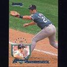 1995 Donruss Baseball #063 Tino Martinez - Seattle Mariners