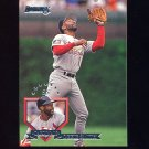 1995 Donruss Baseball #050 Ozzie Smith - St. Louis Cardinals