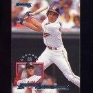 1995 Donruss Baseball #036 Omar Vizquel - Cleveland Indians