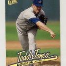 1997 Ultra Baseball Gold Medallion #208 Todd Jones - Houston Astros