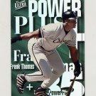 1997 Ultra Baseball Power Plus #A11 Frank Thomas - Chicago White Sox