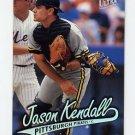 1997 Ultra Baseball #262 Jason Kendall - Pittsburgh Pirates