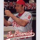 1997 Ultra Baseball #249 Jim Eisenreich - Philadelphia Phillies