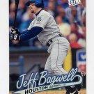 1997 Ultra Baseball #204 Jeff Bagwell - Houston Astros