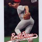 1997 Ultra Baseball #174 Bret Boone - Cincinnati Reds